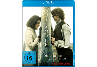 Outlander - Die komplette dritte Season/Staffel [Blu-ray]