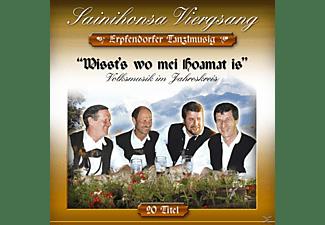 Sainihonsa Viergesang - Wisst's Wo Mei Hoamat Is/Volksmusik Im Jahreskreis  - (CD)