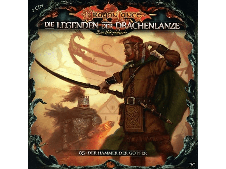 David Holy - Die Legenden Der Drachenlanze 5 - (CD)