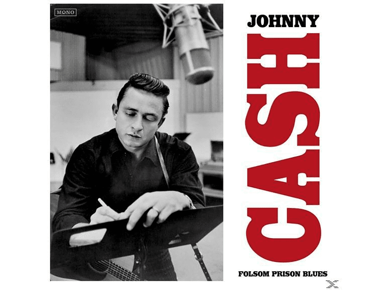 Johnny Cash - Folsom Prison Blues [Vinyl]