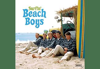 The Beach Boys - Surfin'  - (Vinyl)