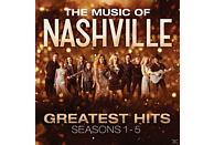 VARIOUS - The Music Of Nashville: Greatest Hits Seasons 1-5 [CD]