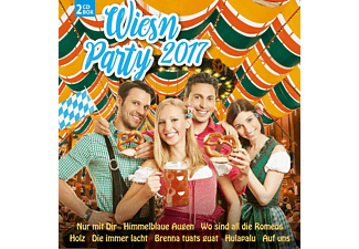 VARIOUS - Wiesn Party 2017  - (CD)