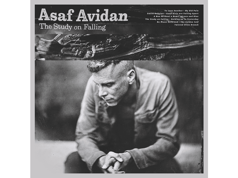 Asaf Avidan - The Study On Falling  [CD]