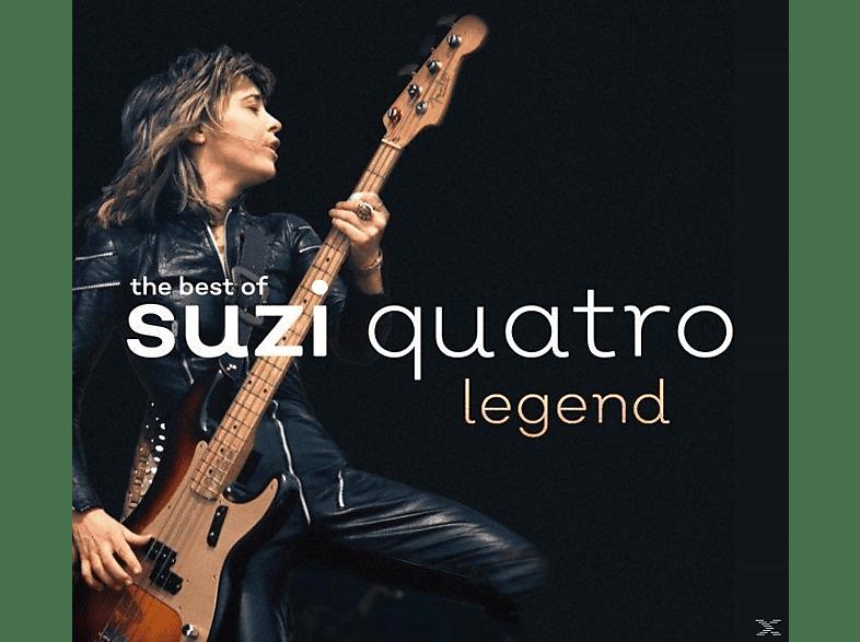 Suzi Quatro - Legend:The Best Of [CD]