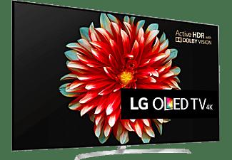 "TV OLED 55"" - LG OLED55B7V.AEU, Ultra HD 4K, HDR Dolby Vision, Dolby Atmos, Smart TV, Plata"