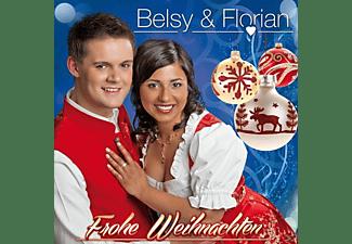 Belsy & Florian - Frohe Weihnachten-Weihnacht  - (CD)