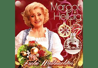 Margot Hellwig - Frohe Weihnachten-Festliche  - (CD)