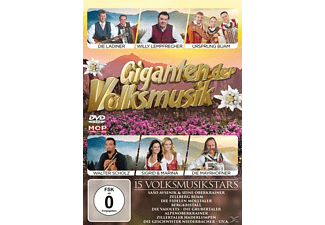 VARIOUS - Schlager Giganten  - (DVD)