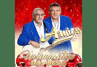 Die Amigos - Weihnachten-Das Beste  - (CD)