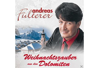 Andreas Fulterer - Weihnachtszauber aus den Dolom  - (CD)