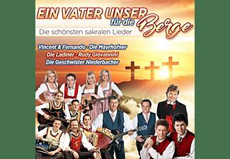 VARIOUS - Ein Vater Unser Für Die Berge  - (CD)