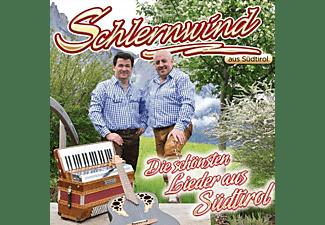 Schlernwind Aus Südtirol - Die Schönsten Lieder Aus Südtirol  - (CD)