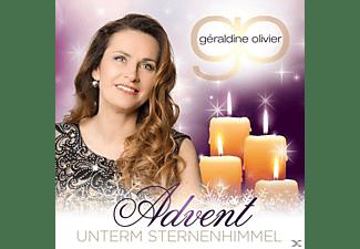Géraldine Olivier - Advent unterm Sternenhimmel  - (CD)