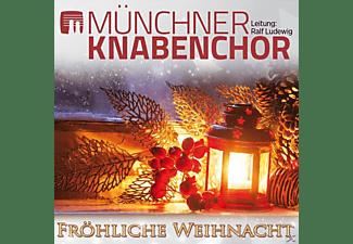 Münchner Knabenchor - Fröhliche Weihnacht  - (CD)