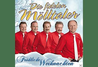 Die Fidelen Mölltaler - Fröhliche Weihnachten  - (CD)