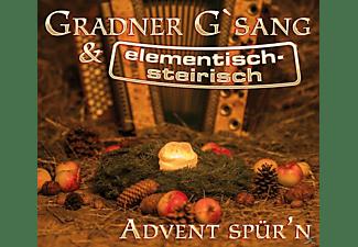 Gradner G'sang, Elementisch Steirisch - Advent spür'n  - (CD)