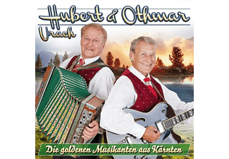 Hubert & Othmar Urach - Die Goldenen Musikanten Aus Kärnten  - (CD)