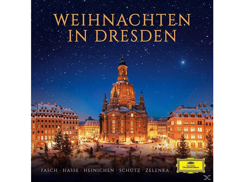 Thomas Quasthoff, Dresdner Kreuzchor, Musica Antiqua Köln, Staatskapelle Dresden, The English Concert, Camerata Bern - Weihnachten In Dresden [CD]