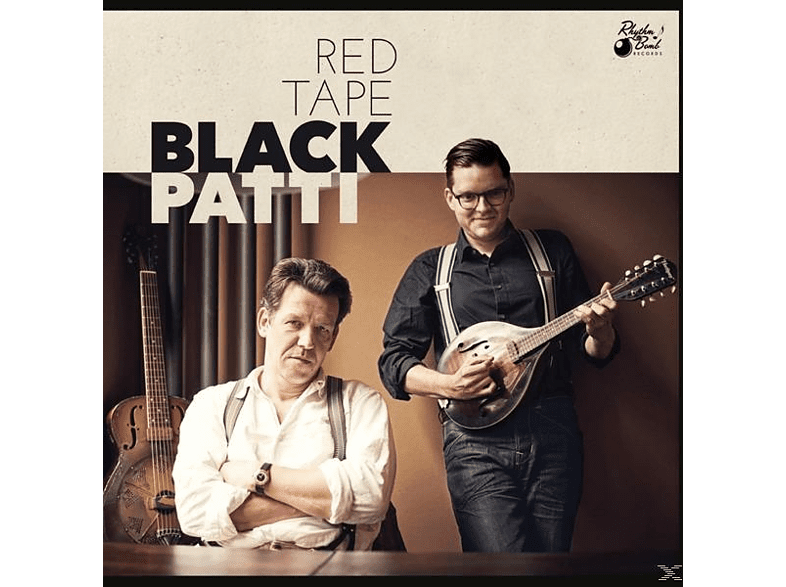 Black Patti - Red Tape (Lim.Ed.) [Vinyl]