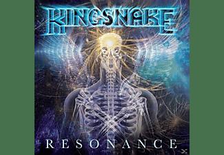 Kingsnake - Resonance (LTD White/Blue Marbled Vinyl)  - (Vinyl)