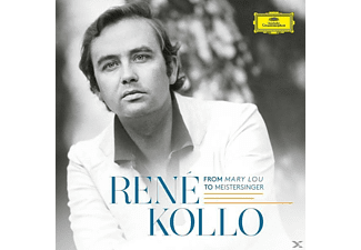 René Kollo - From Mary Lou To Meistersinger - (CD)