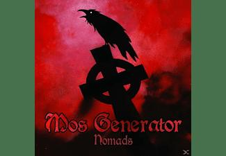 Mos Generator - Nomads (180 Gr./Orange Colored)  - (Vinyl)