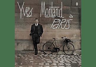 Yves Montand - A Paris+2 Bonus Tracks (Ltd.180g Vinyl)  - (Vinyl)