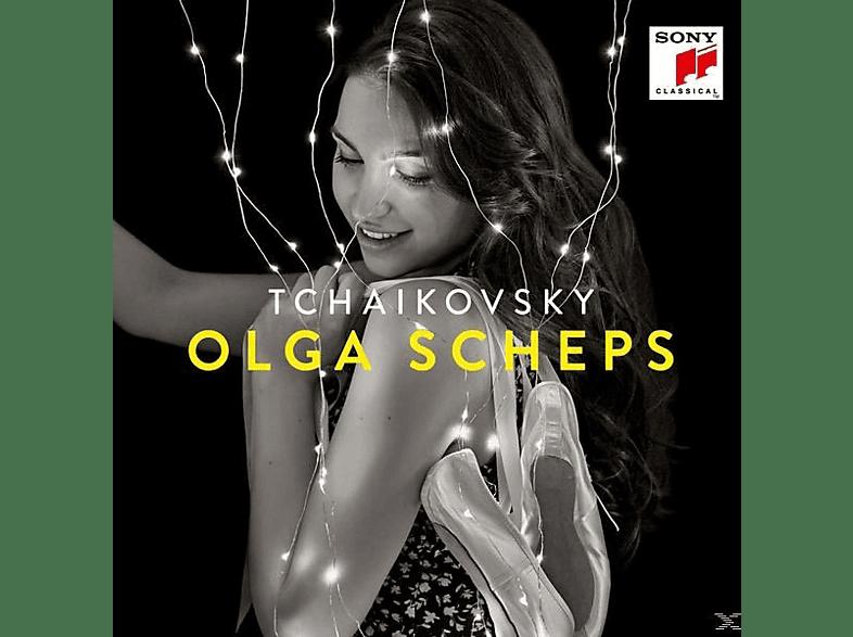 Olga Scheps, Wdr Sinfonieorchester Köln - Tchaikovsky [CD]
