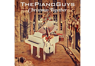 Piano Guys - Christmas Together - (CD)