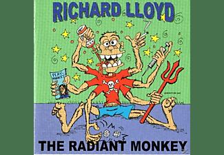 Richard Lloyd - Radiant Monkey  - (CD)