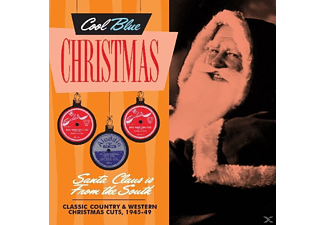 VARIOUS - Santa Claus Is From The South - (CD)