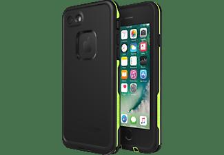 LIFEPROOF Fre, Full Cover, Apple, iPhone 8, Schwarz
