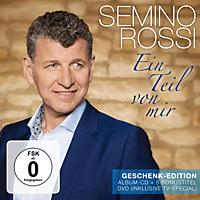 Semino Rossi - Ein Teil von mir-Geschenk-Edition [CD]
