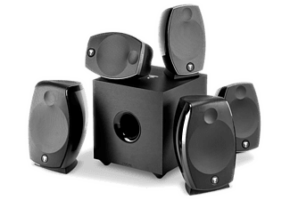 FOCAL Heimkino Lautsprecher Set SIB EVO 5.1.2, schwarz