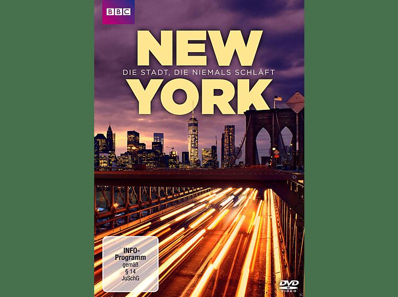 New York - Die Stadt, die niemals schläft [DVD]