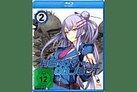 Heavy Object - Vol 2 (Folge 7-12) [Blu-ray]