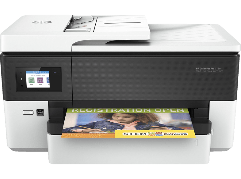HP OfficeJet Pro 7720 Thermal Inkjet  4-in-1 Multifunktionsdrucker WLAN Netzwerkfähig