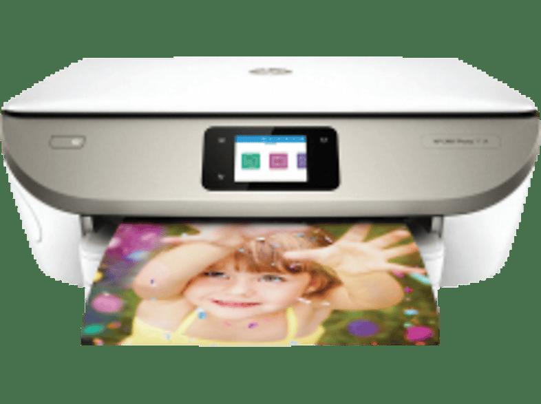 HP Envy Photo 7134 Thermischer HP Tintenstrahldruck 3-in-1 Multifunktionsdrucker WLAN