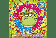 VARIOUS - Karneval Party Hits 2018 [CD]