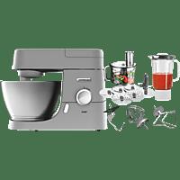 KENWOOD Küchenmaschine KVC 3150 S CHEF SET SILVER