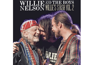 Willie Nelson And The Boys - Willie's Stash Vol. 2 - (Vinyl)
