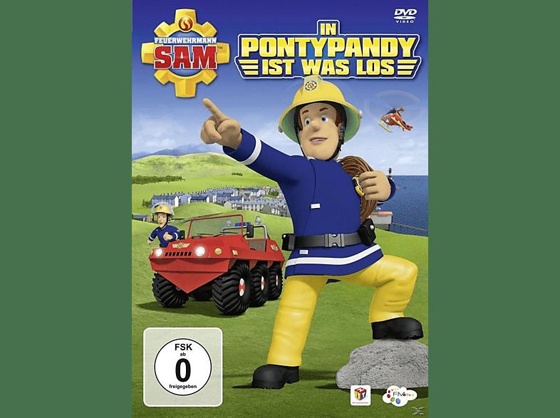 Feuerwehrmann Sam - In Pontypandy ist was los [DVD]