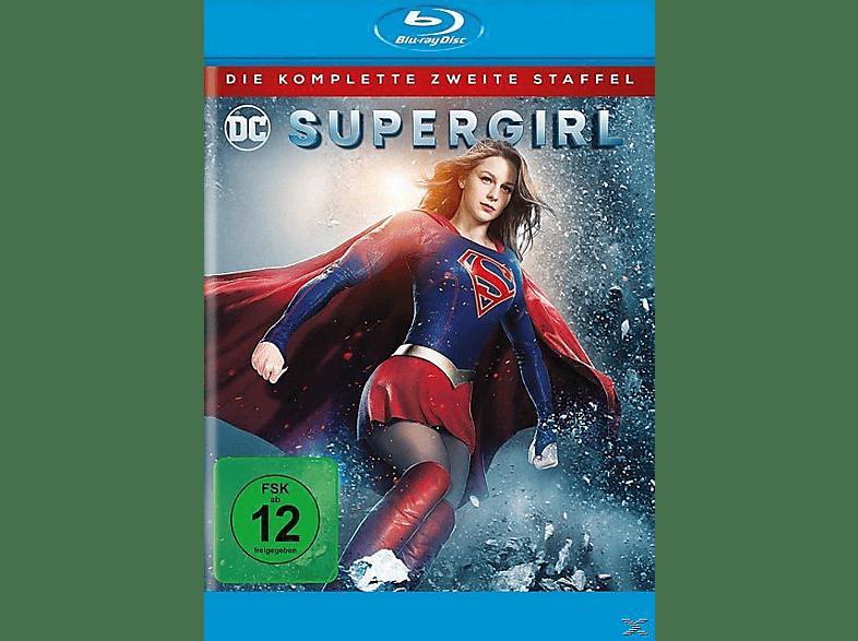 Supergirl: Die komplette 2. Staffel (4 Discs) [Blu-ray]