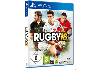 Rugby 18 - [PlayStation 4]