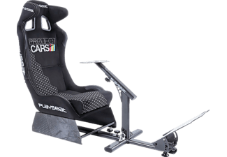 PLAYSEAT Project CARS - Sedia Gaming (Nero)