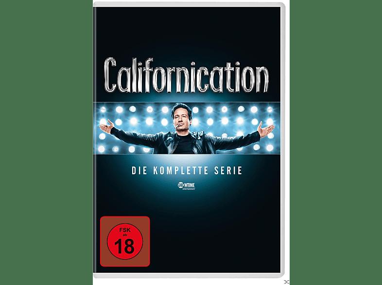 Californication - die komplette Serie [DVD]