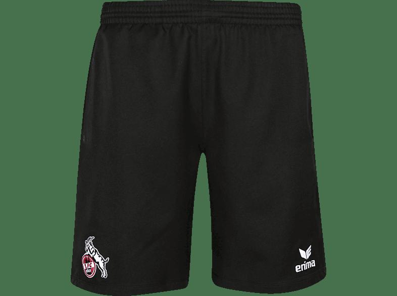 ERIMA 1.FC Köln Short, Schwarz