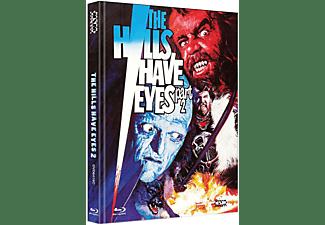 Hills Have Eyes 2 (1984) (Mediabook Cover C) [Blu-ray + DVD]