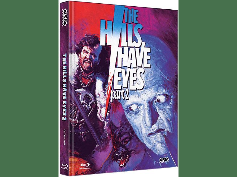 Hills Have Eyes 2 (1984) (Mediabook Cover B) [Blu-ray + DVD]